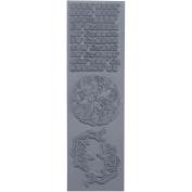 Lisa Pavelka Stamp Set 5.1cm x 18cm -Orient Strip