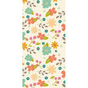 Wrap It Up Paper Roll-Pretty Floral 46cm x 370cm