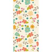 Wrap It Up Paper Roll-Pretty Floral 46cm x 370cm