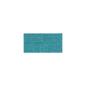 Canvas Corp Burlap Fringe, 1-Yard, Aqua Multi-Coloured
