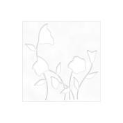 Penny Black Stencils 8.9cm x 18cm -Flower Dance