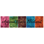Lindy's Stamp Gang Starburst Spray Set 60ml Bottles 5/Pkg-Autumn Leaves