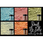 Lindy's Stamp Gang 2-Tone Embossing Powder .150ml 5/Pkg-Drink Me Silly