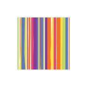 "Gift Wrap 5'x30""-Colourful Stripes"