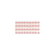 Bling Self-Adhesive Pearls 5mm 100/Pkg-Pink