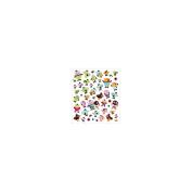 Multicoloured Stickers-Hootin' Birds