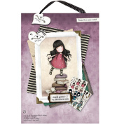 Gorjuss A4 Decoupage Pack-New Heights