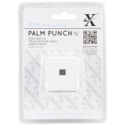 Small Palm Punch-Square, .950cm
