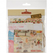 Farm House Country Kitchen Junk Drawer Embellishments, 5/pkg