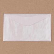 Glassine Envelopes 6.4cm x 11cm 10/Pkg-