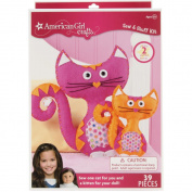 American Girl Sew Stuff Kit-Cats
