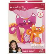 American Girl Sew Stuff Kit-Cats