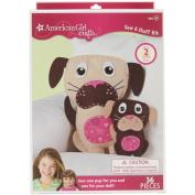 American Girl Sew Stuff Kit-Dogs