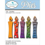 Elizabeth Craft Metal Die-Candles