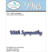 Elizabeth Craft Metal Die-With Sympathy