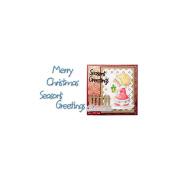 Marianne Design Creatables Dies-Merry Christmas & Season's Greetings