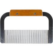 Soap Cutter 18cm -Wavy