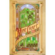 Minecraft(TM) Computronic Poster 60cm x 90cm -