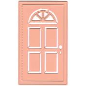 Joy! Crafts Cut & Emboss Die-Home Sweet Home - Door 10cm x 6.4cm