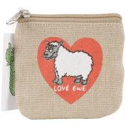 Vanessa Bee Coin Purse-Love Ewe