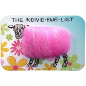 Vanessa Bee Woolly Fridge Magnet-The Individ-Ewe-List
