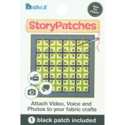 StoryPatches Sew On