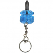 Micro Screwdriver With Keychain-Flathead
