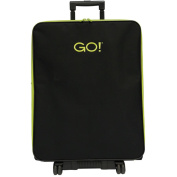 Go! Fabric Cutter Tote and Die Bag, 50cm x 18cm x 41cm , Black