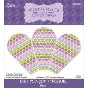 Westminster/Sizzix Bigz Dies-Die Dresden Plate Small