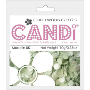 Candi Dot Colour Pop Embellishments .1040ml-Pistachio