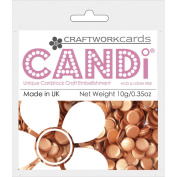 Candi Dot Colour Pop Embellishments .1040ml-Butterscotch