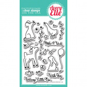 Avery Elle Clear Stamp Set 10cm x 15cm -Storybook
