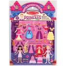 Puffy Sticker Play Set-Princess 67 Stickers