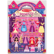 Puffy Sticker Play Set-Princess 67 Stickers