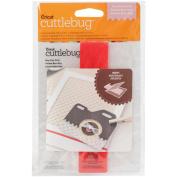 Cuttlebug A2 Embossing Folder/Border Set-Ben-Day Dots