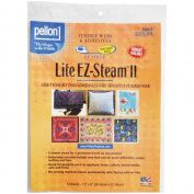 Pellon EZ Steam II Lite 30cm x 23cm Sheets 5/Pkg-White