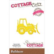 CottageCutz Elites Die 4.3cm x 3cm -Bulldozer