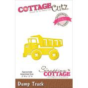 CottageCutz Elites Die 5.1cm x 3.3cm -Dump Truck
