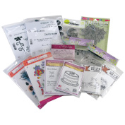 Assorted Cling Stamps Grab Bag-