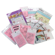 Assorted Unmounted Stamps Grab Bag-