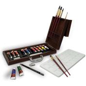 Premier Easel Set-Watercolour Painting