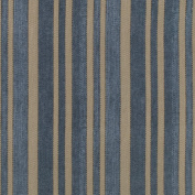 Eclectic Elements-Tim Holtz 110cm 100% Cotton D/R-Ticking-Blue