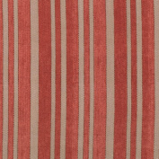 Eclectic Elements-Tim Holtz 110cm 100% Cotton D/R-Ticking-Red