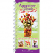 Delicious Designs Cookbooks-Appetiser & Snack Bouquets