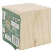 Wood Turning Shapes Bulk-Block 8.9cm