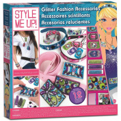 Style Me Up Glitter Fashion Accessories Kit