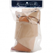 Suede Trim Scrap Bag 240ml-Assorted