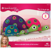American Girl Sew & Stuff Family Kit-Turtle