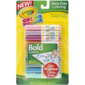 Crayola Colour Wonder Mini Markers-Bold