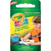 Crayola Colour Wonder Mess Free Colour & Go Kit